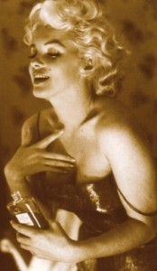 the no.5 perfume was known to be a fav of marilyn monroe