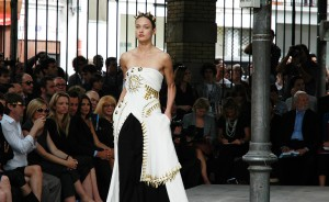 givenchy haute couture in paris fashion week-one of the most amazing shows